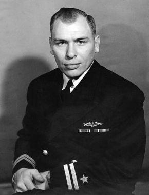Капитан «Трэшера». Джон Уэсли Харвей. Ноябрь 1955 г.