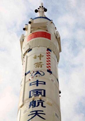 Китайцы собрались на Луну