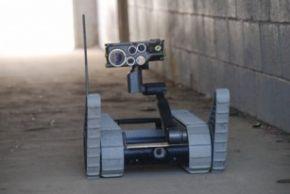 Безопасностью займутся роботы