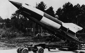 Баллистическая ракета Фау-2